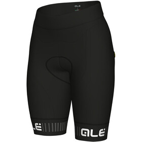 Alé Cycling Solid Traguardo fietsbroek kort Dames, black